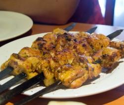 afghan chicken kebab