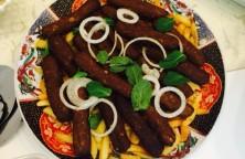 afghan shami kebab