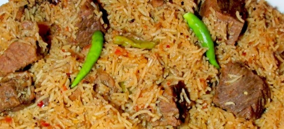yakhni pilau rice with boiled meat afghan kitchen recipes